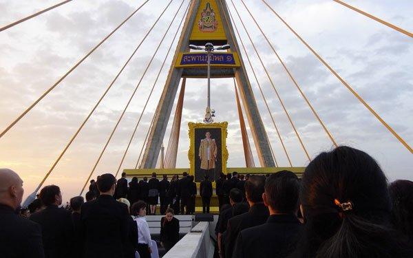 Post-King Bhumibol – Business as usual in Bangkok