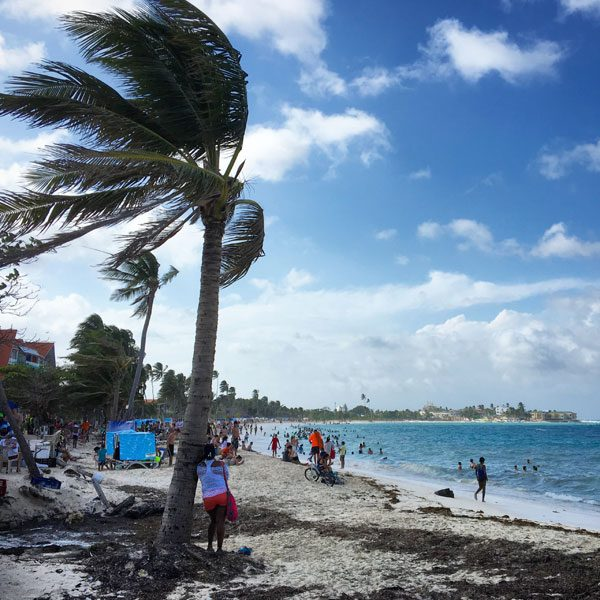 Colombia San Andres Beach