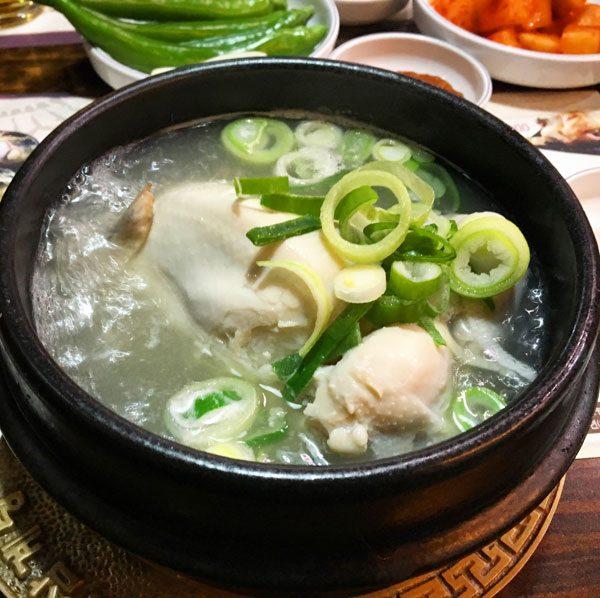 Seoul Nonhyeon Samgyetang