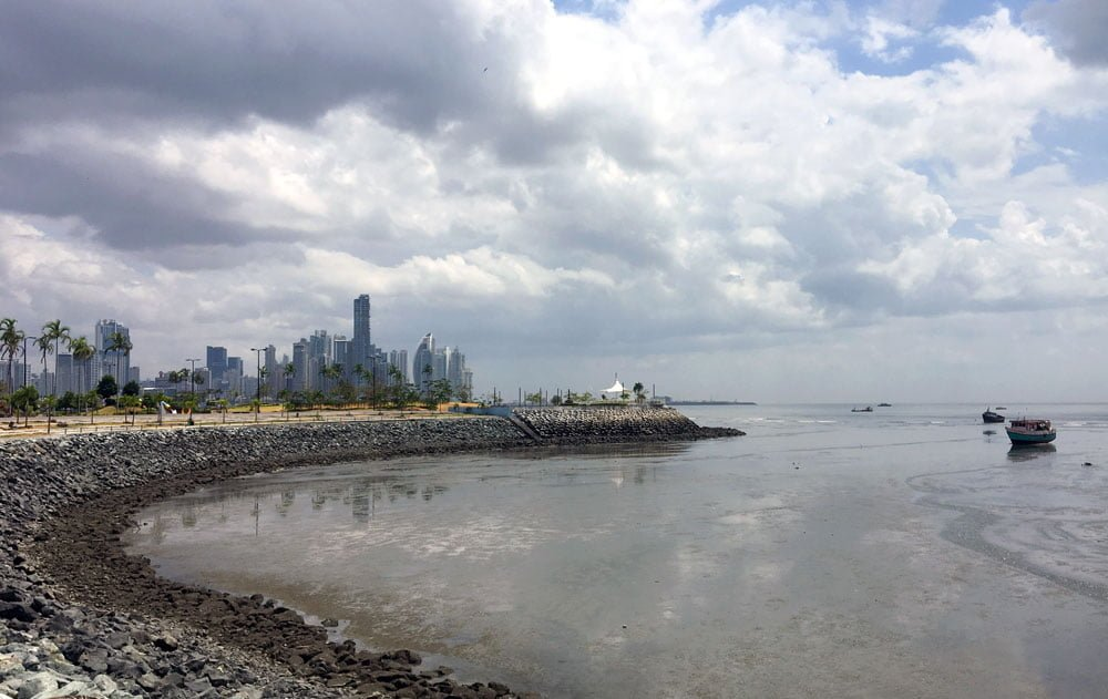 Panama City Bay View