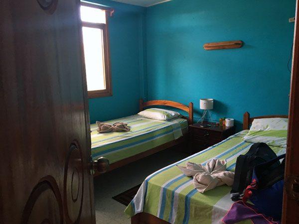 Galapagos Isabela Casa Rosada Room