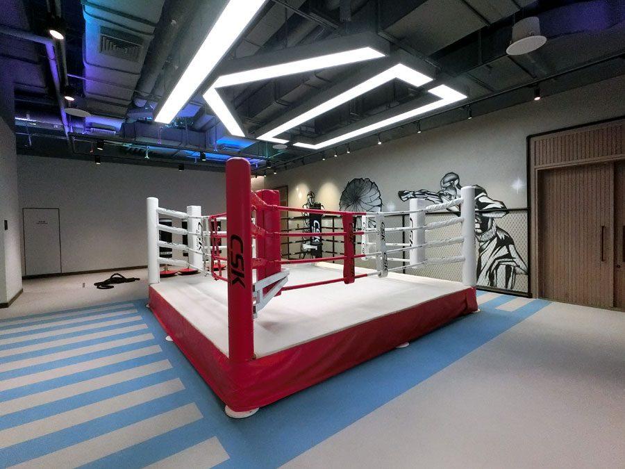 Beijing Hotel Jen Gym Boxing Ring-2