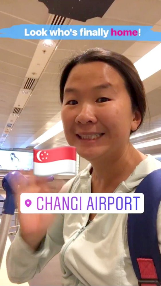 Changi Airport Welcome Back Jun2017