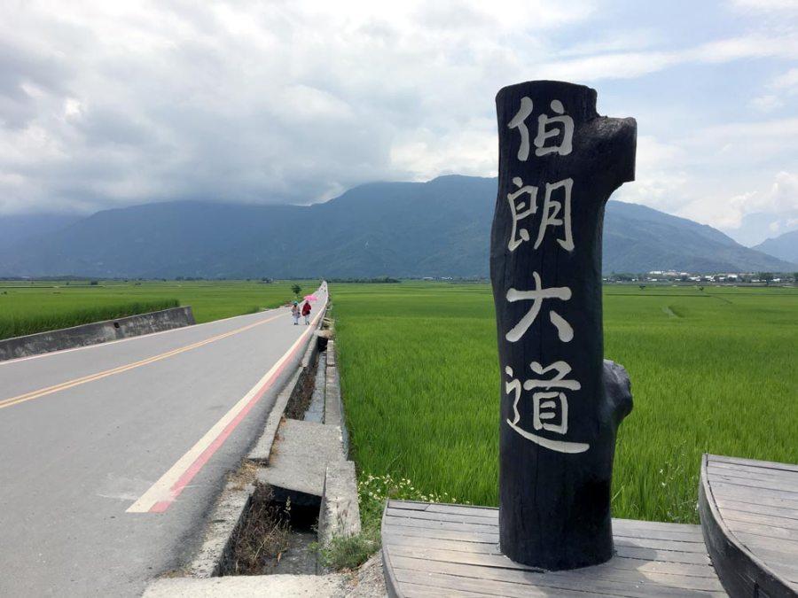 Taitung Chishang MrBrown Sign
