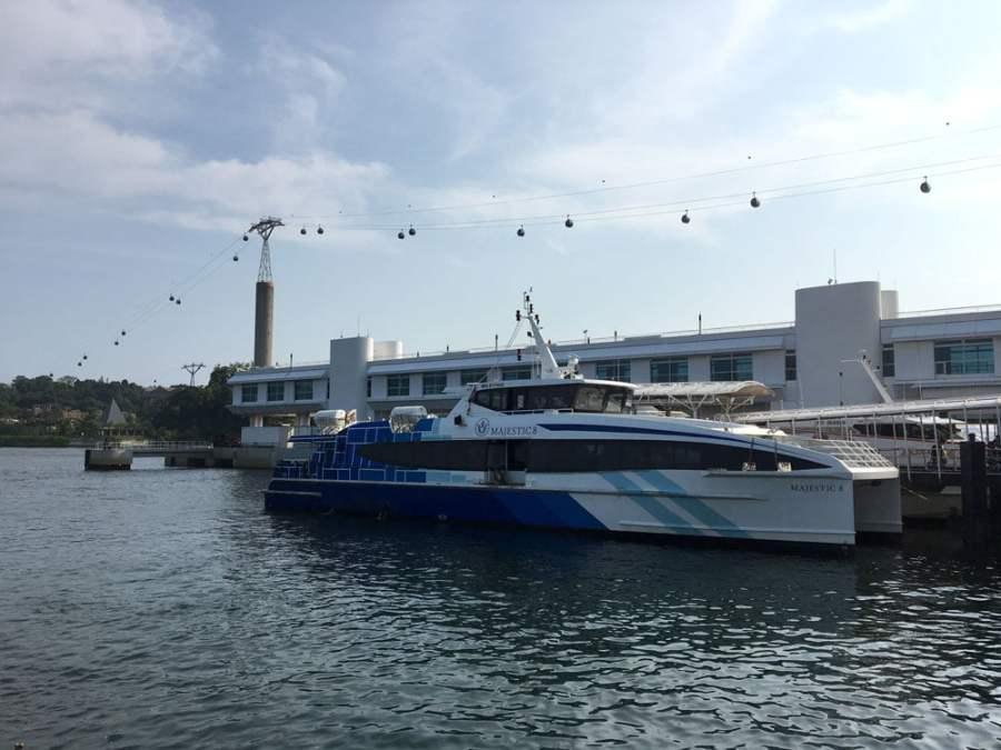 Batam Majestic Ferry Singapore