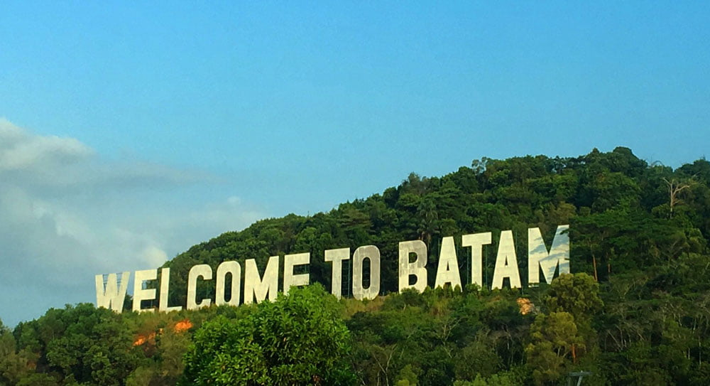 how to get to batam island from singapore