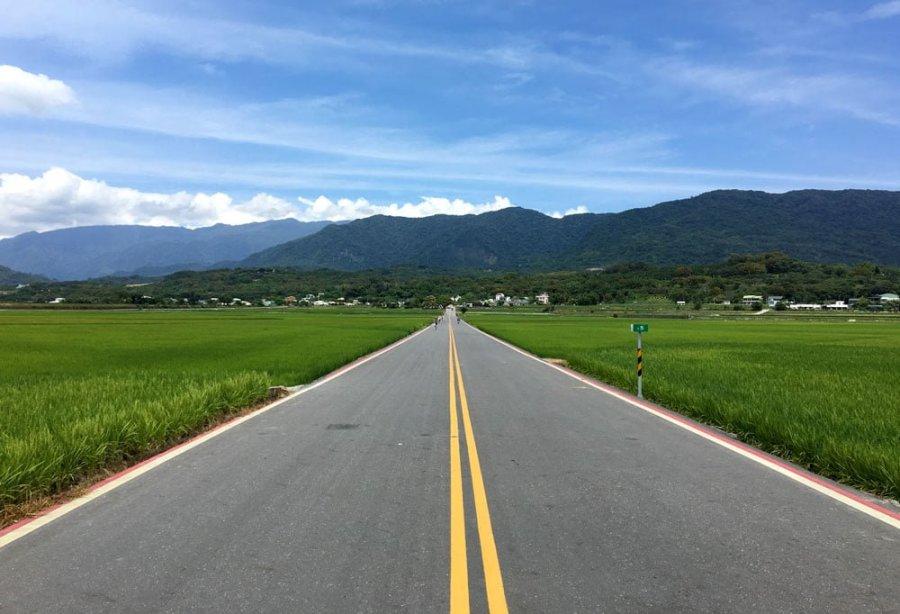 Taitung Chishang MrBrown Road