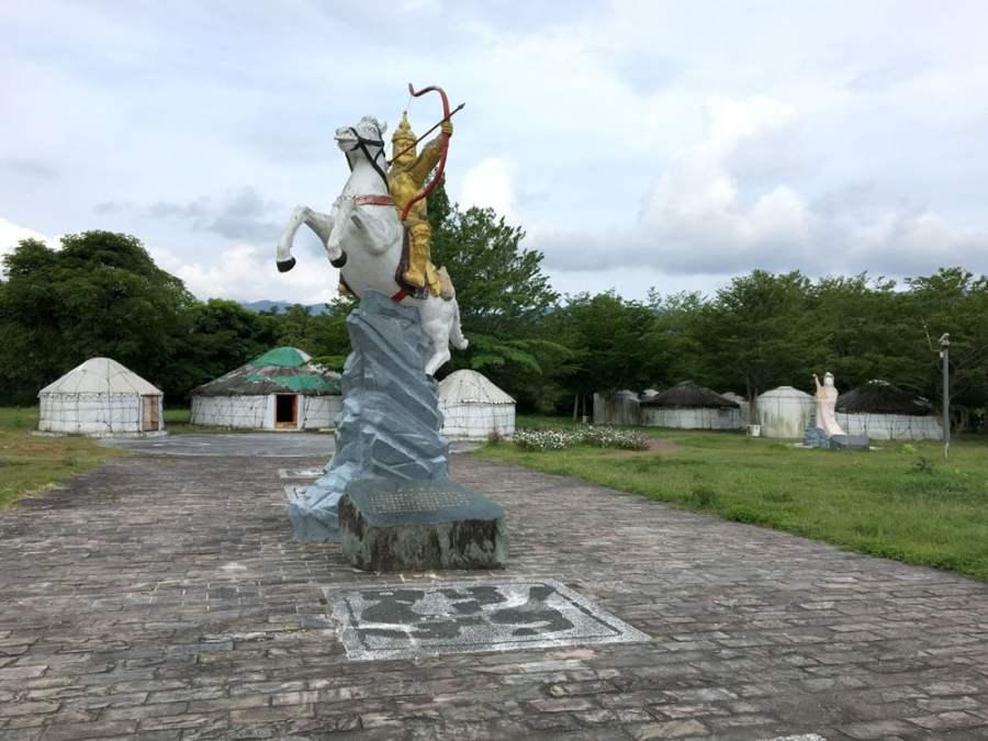 Taitung Chishang Pastoral Farm Statue