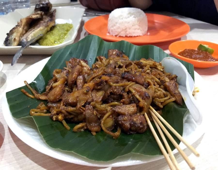 Batam Acia Ikan Bakar Cha Kue