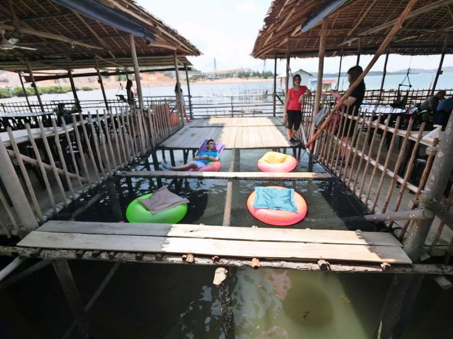 Batam Kopak Jaya 007 Chillout Nets