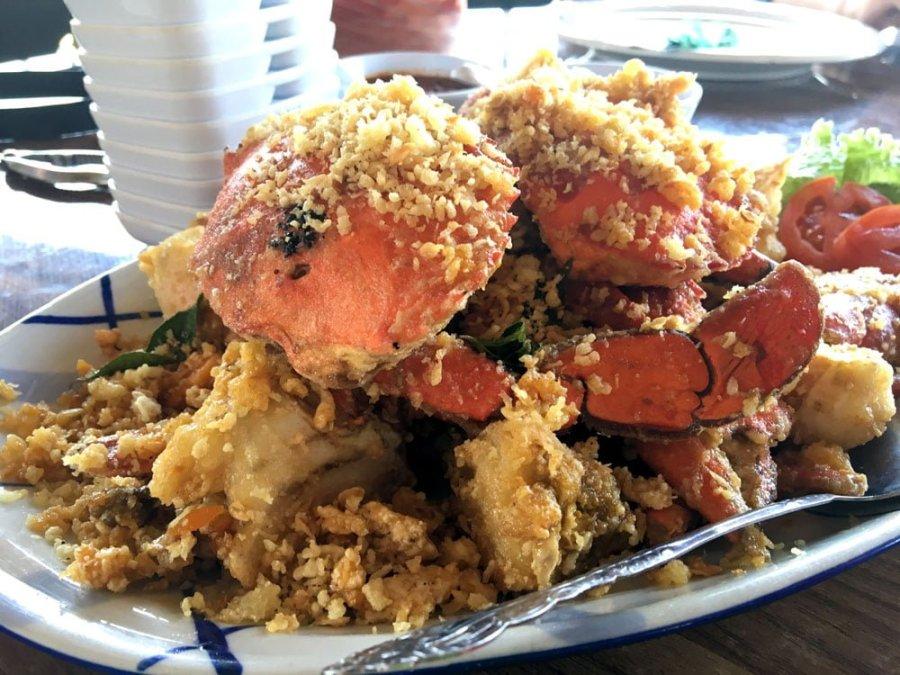 Batam Kopak Jaya 007 Crab