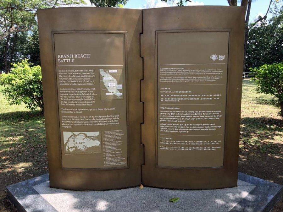 Kranji Reservoir Park Beach Battle