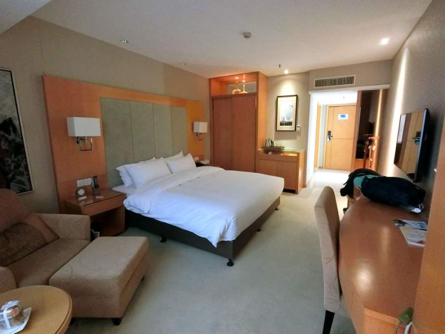 Xiamen Airlines Lakeside Hotel Room