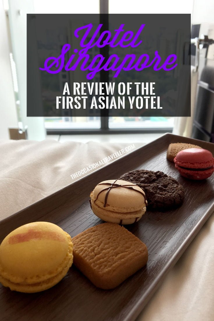Pin it: A review of Yotel Singapore, the first Yotel in Asia