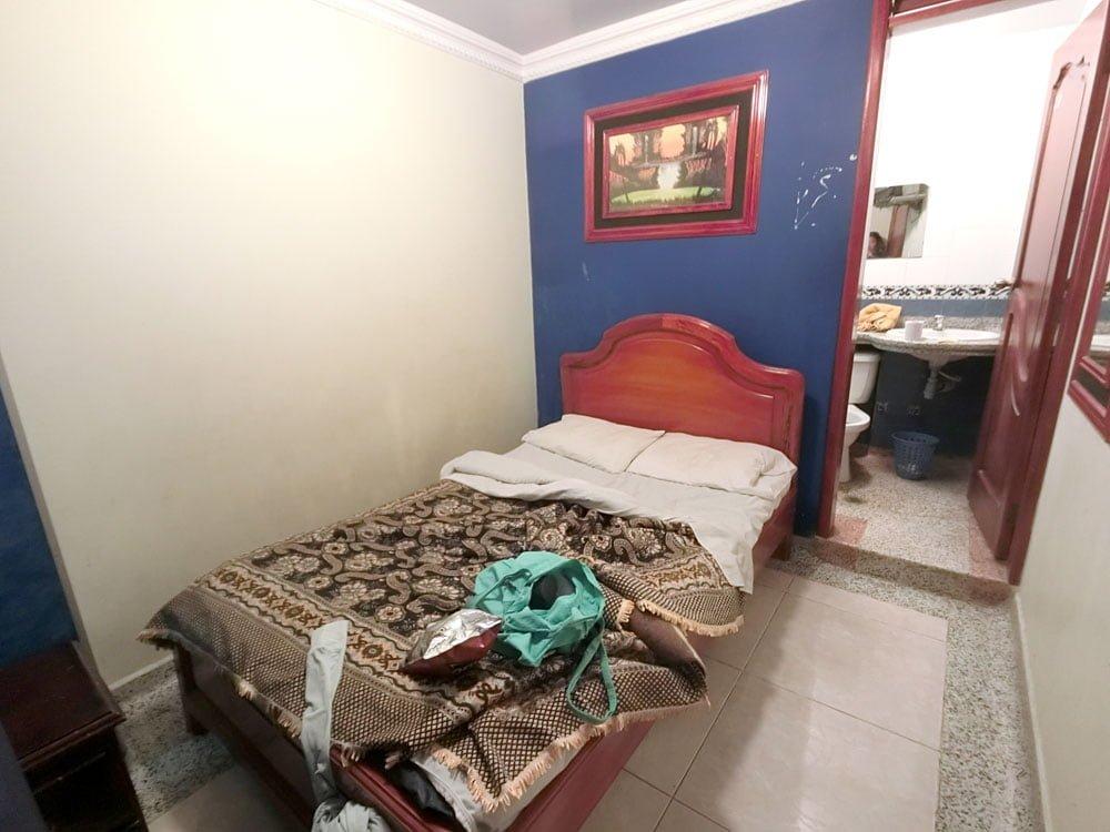 Colombia Ipiales Hotel Metropole Room