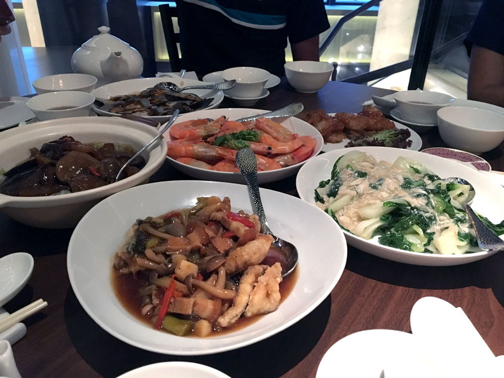 Genting Dream Cruise Ship Dream Dining Chinese
