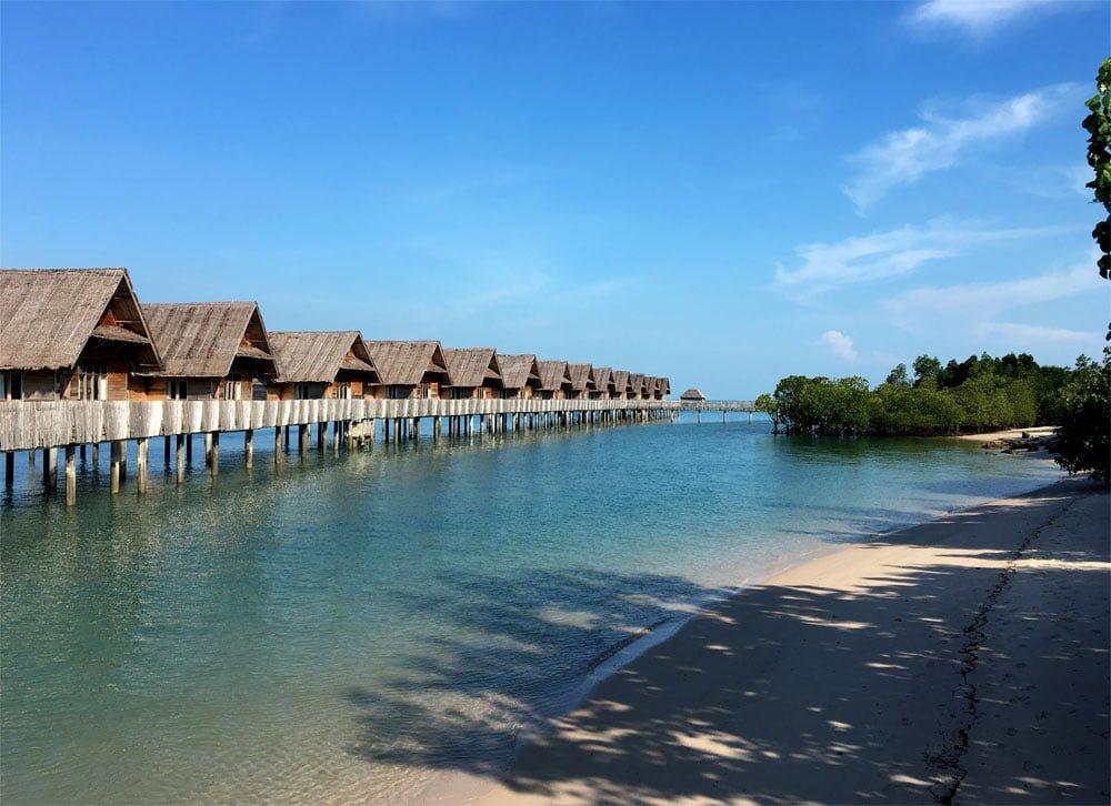 Telunas Private Island Villas