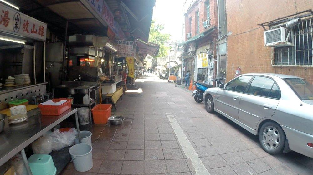 Taipei Cisheng Temple Stalls