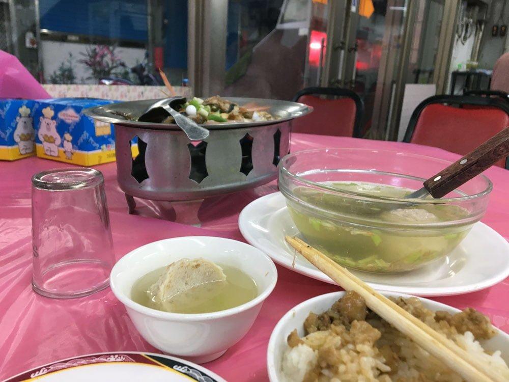 Yilan Nanfangao Chuncheng Seafood Meal