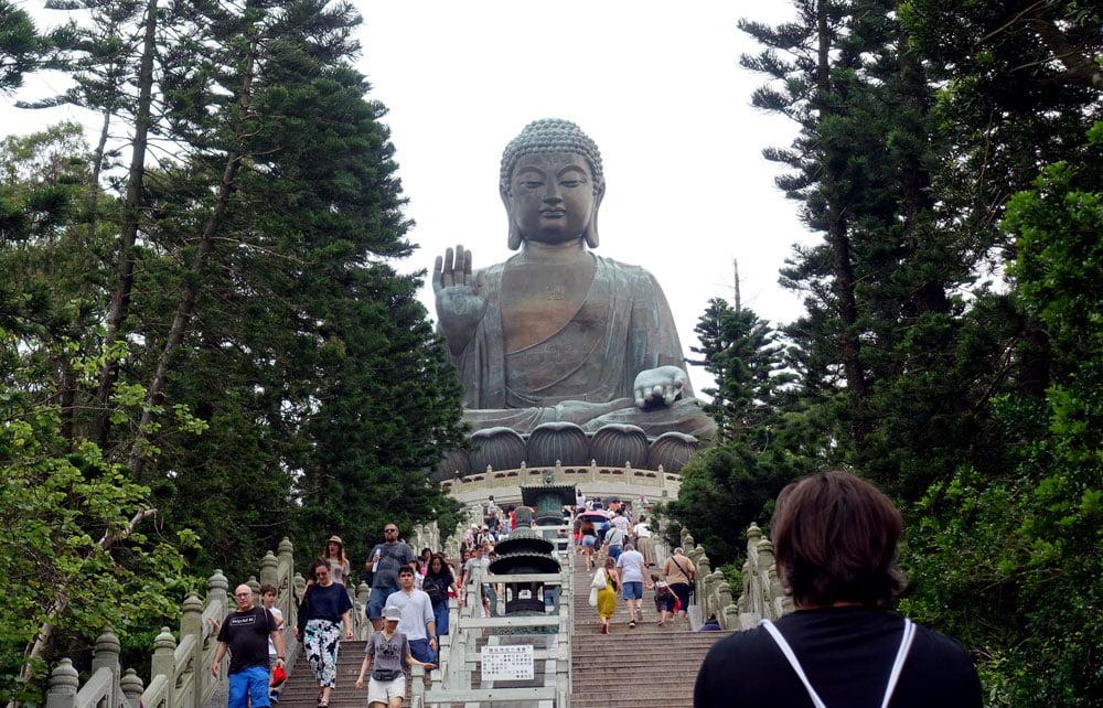 Hong Kong Lantau Tian Tan Buddha