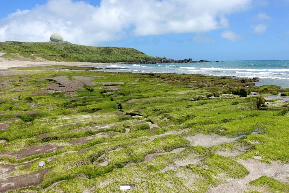 Laomei Green Reef Rocks Cape