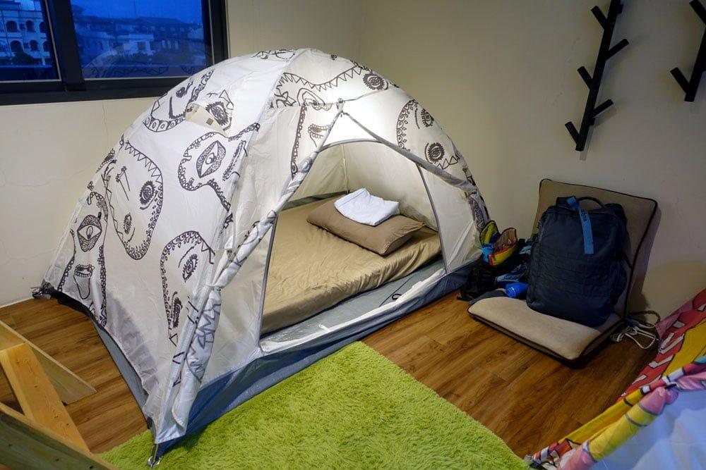 Yilan Inspiration Hostel My Tent