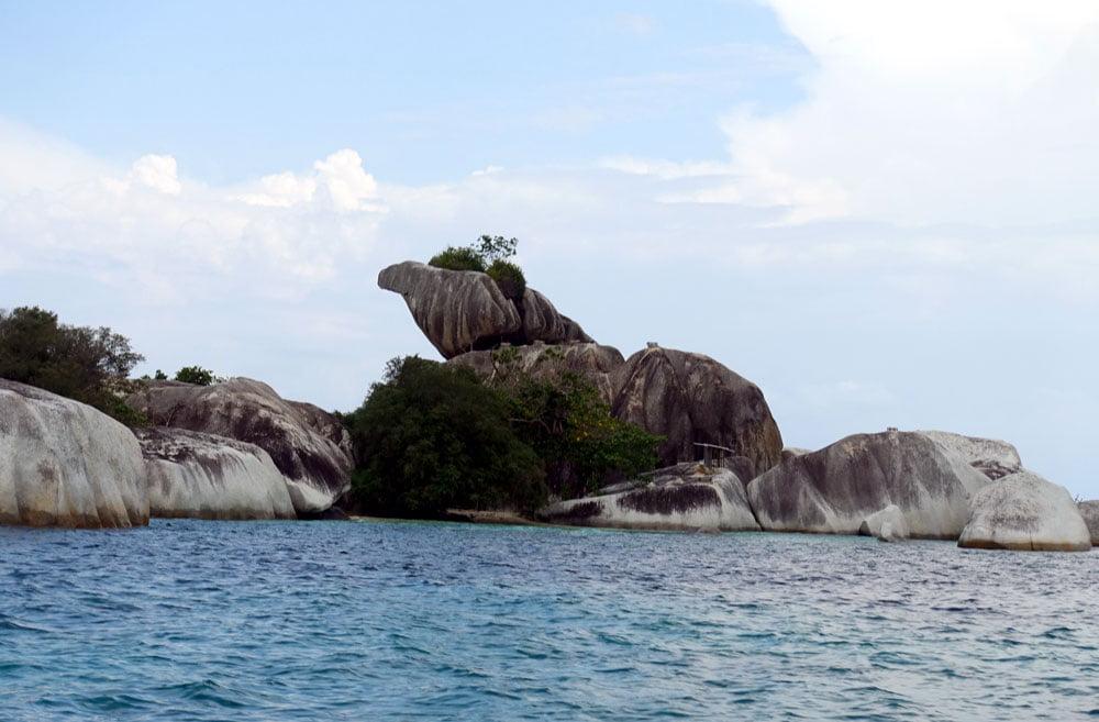 Belitung Batu Garuda Rock