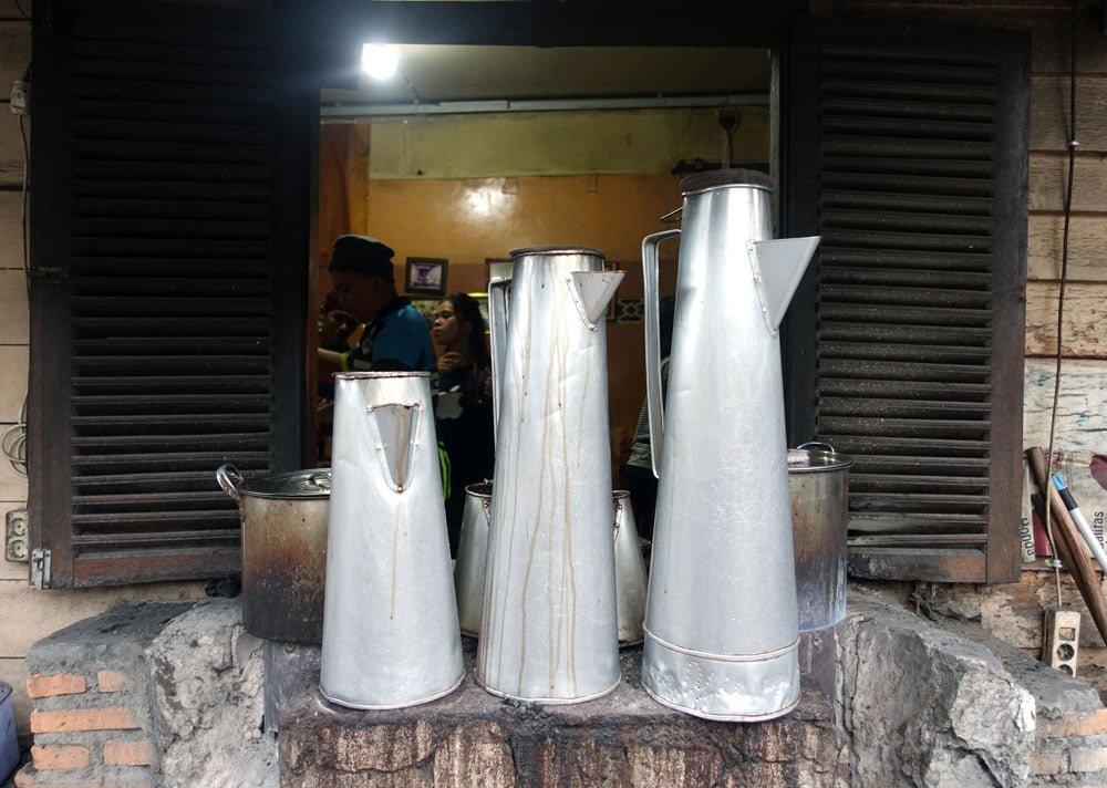 Belitung Kong Djie Coffee Kettles