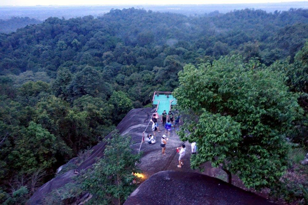 Belitung Peramun Hills Viewpoint