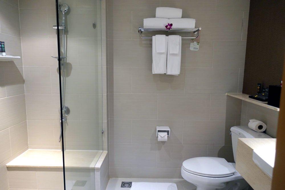 Novotel Phuket Surin Room Toilet