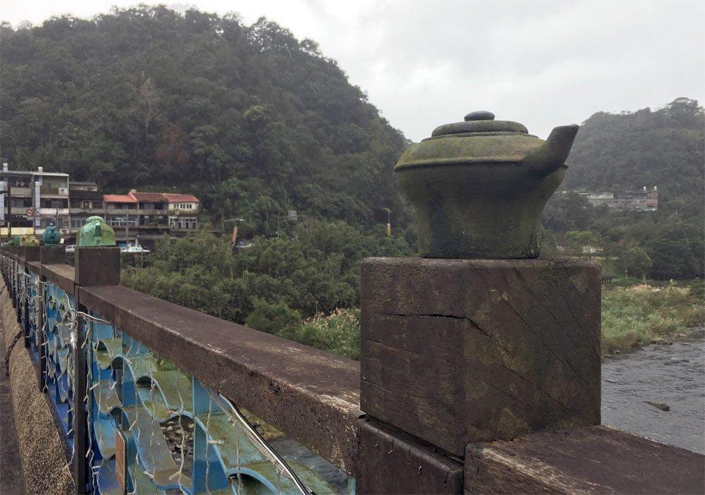 Pinglin Bridge Teapot