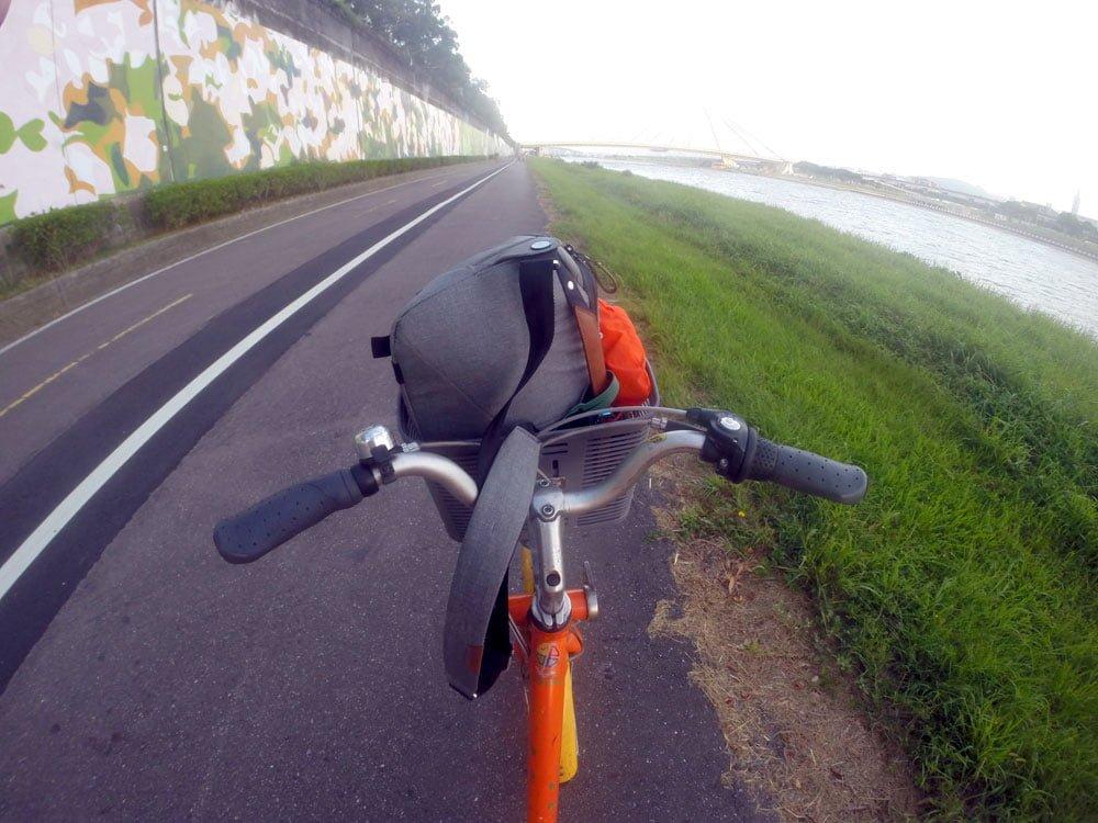 Taipei Cycling Riverside Bike Meiti