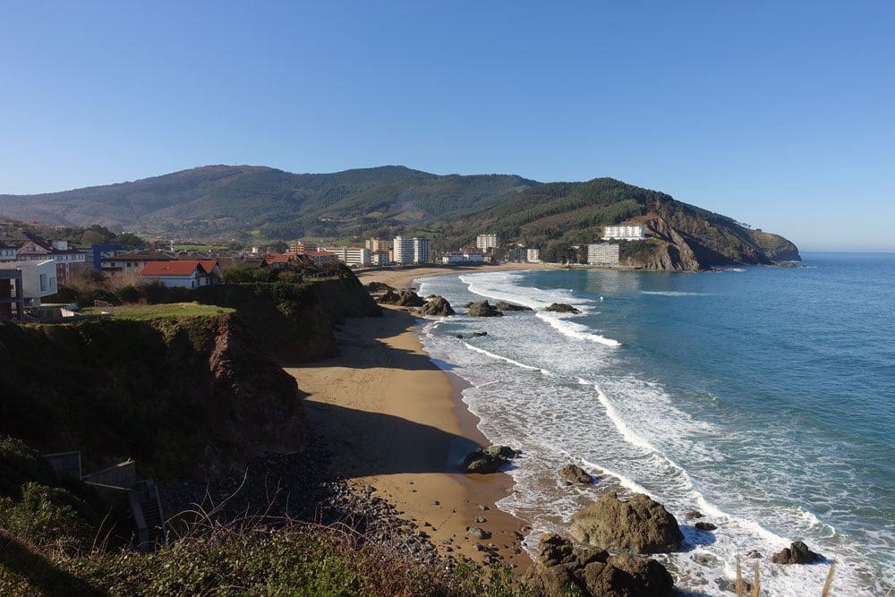 San Juan de Gaztelugatxe Walking Start
