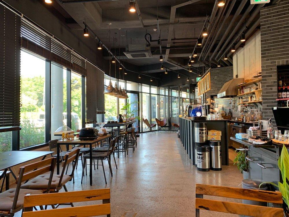 Suncheon Baguni Hostel Cafe
