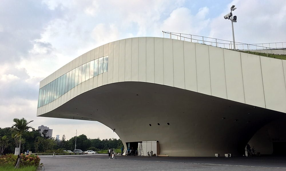 Kaohsiung Weiwuying Performing Arts Centre