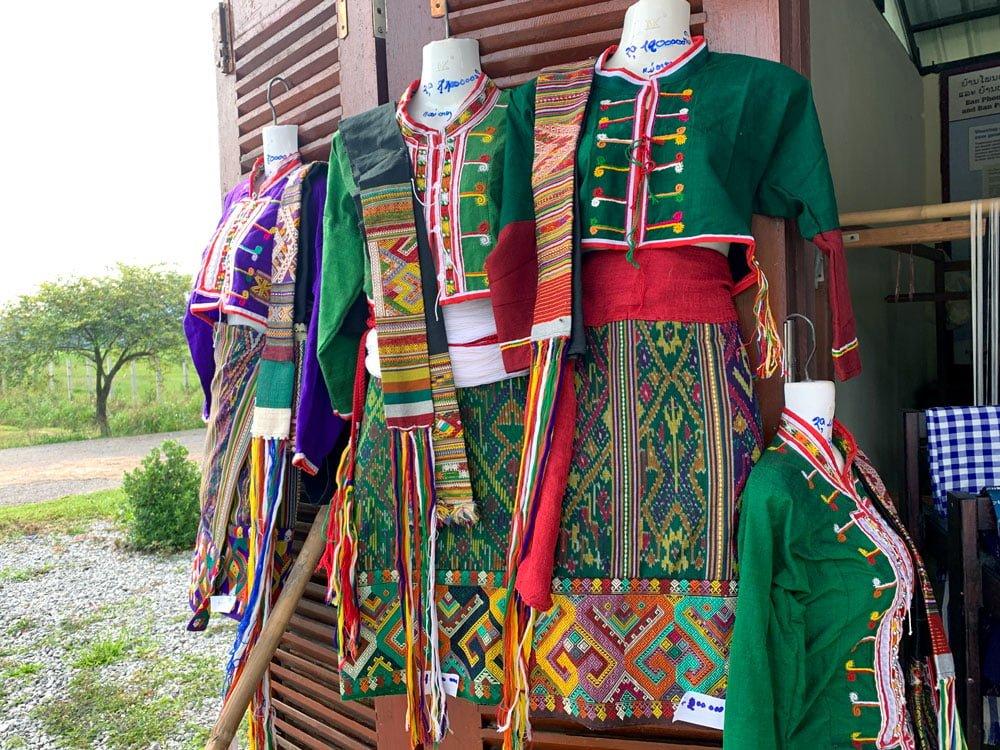 Laos Ban Phontan Garments