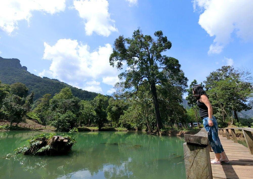 Laos Thakhek Kong Leng Me