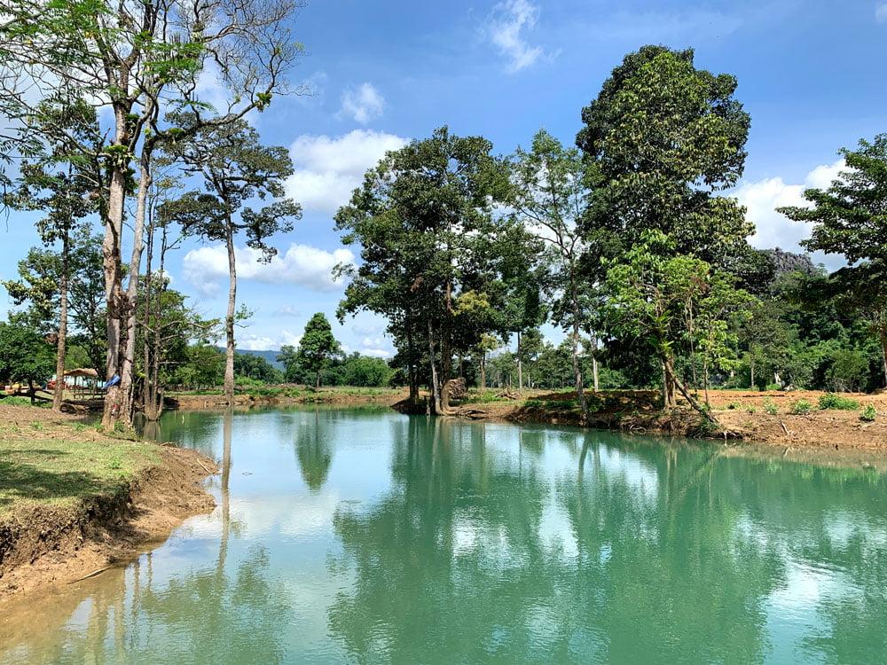 Laos Thakhek Kong Leng