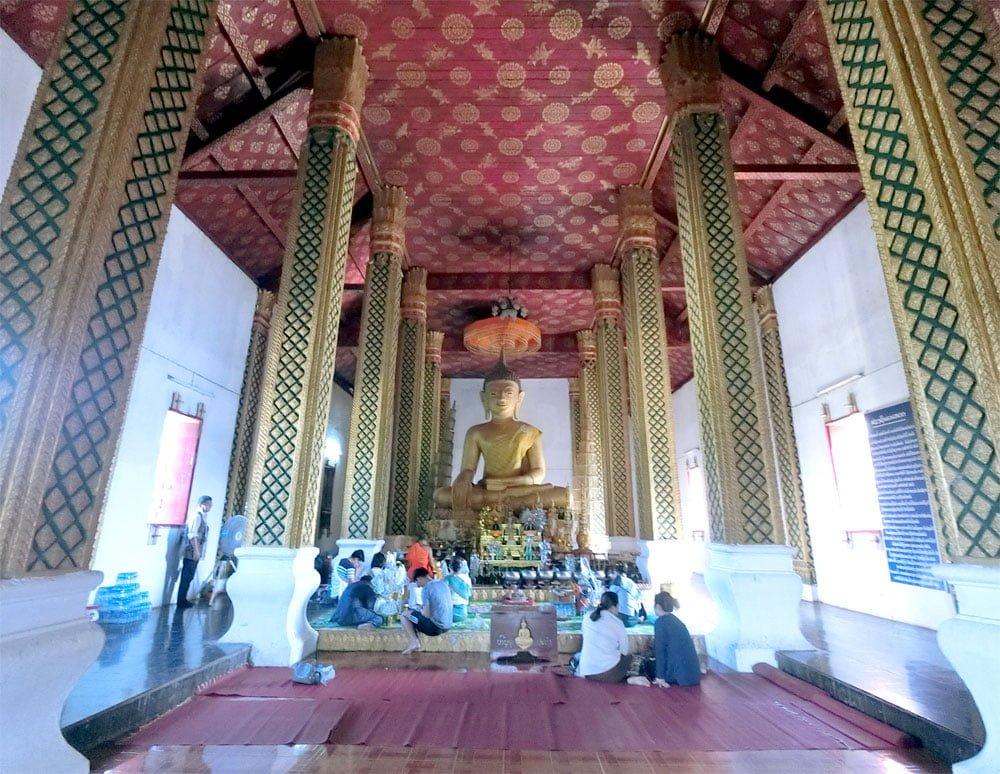 Laos Thakhek Sikhottabong Interior