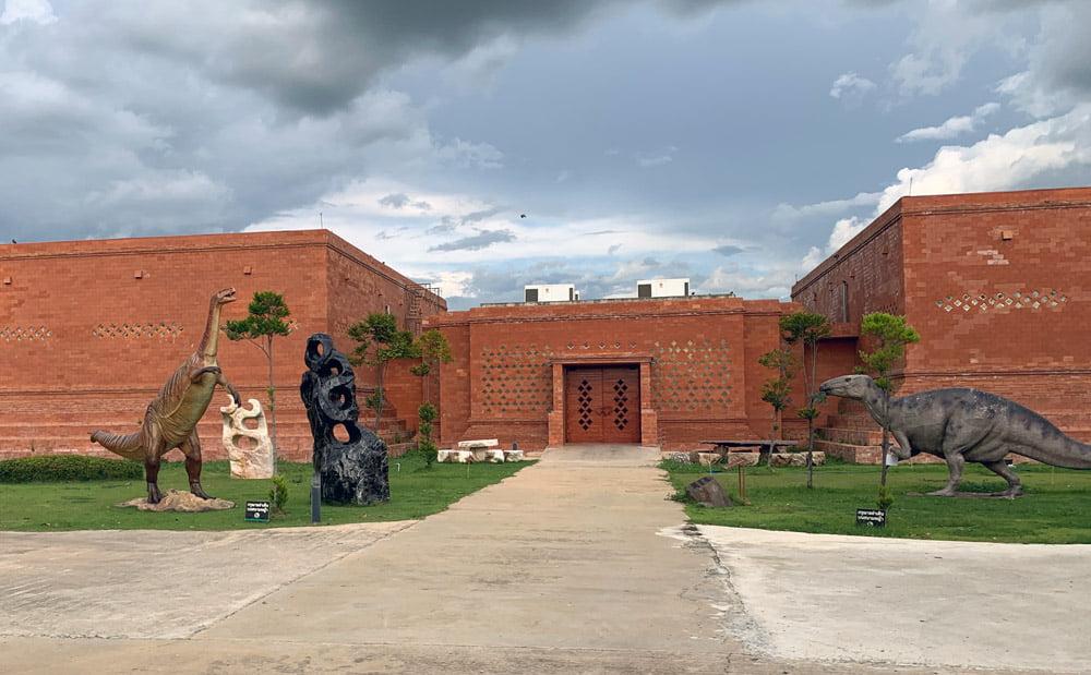 Sukhothai Airport Dinosaur Museum