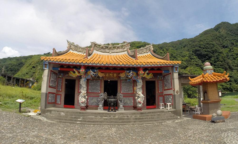 Guishandao Nanputuo Temple
