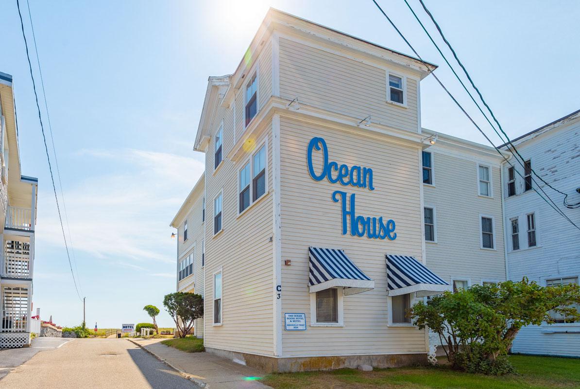 Ocean House Motel Main Building