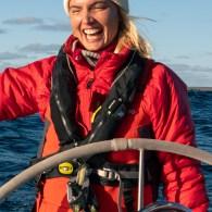 Sandra Ness, Co-Captain of Story-telling