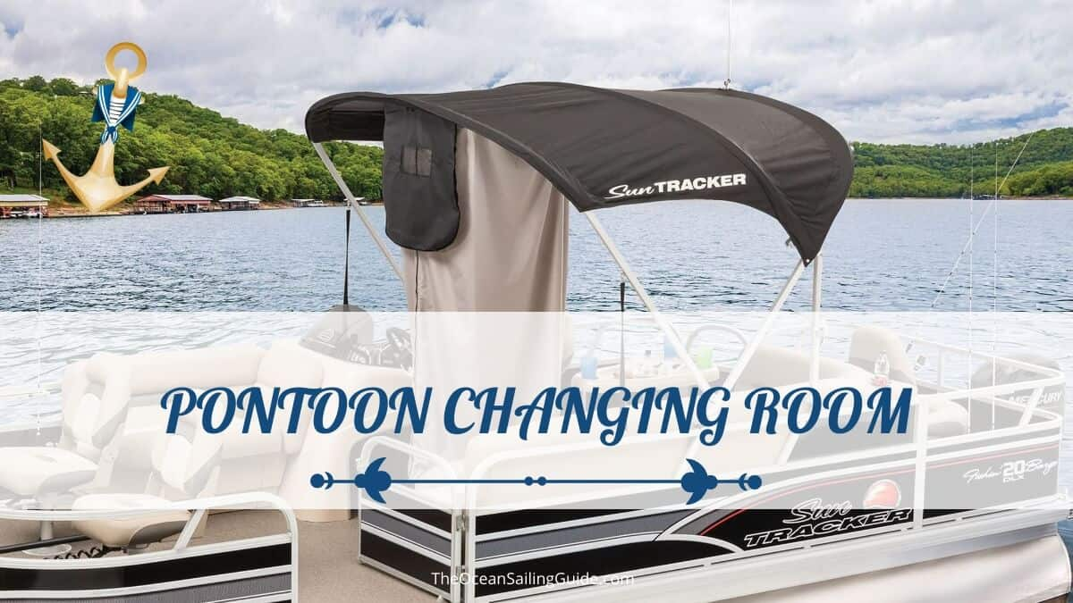 boat changing room pop up privacy tent
