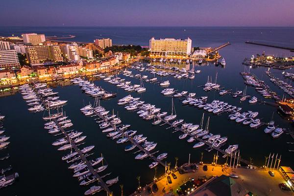 Vilamoura Marina Explore Yacht party night life sailing Algarve