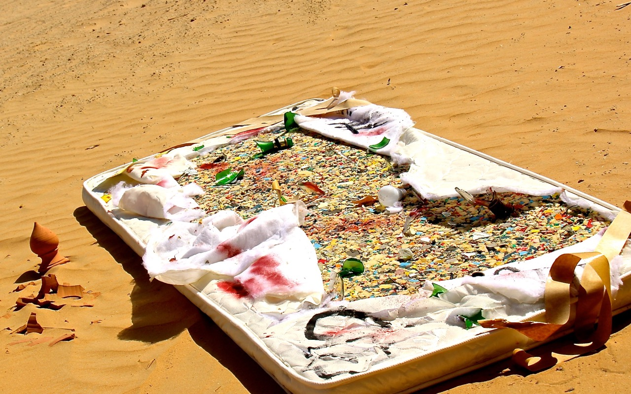 Artistic Development In The Liwa Desert