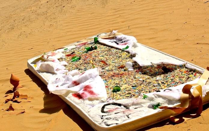Artistic Development In The Liwa Desert