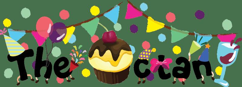 Octant Birthday Logo
