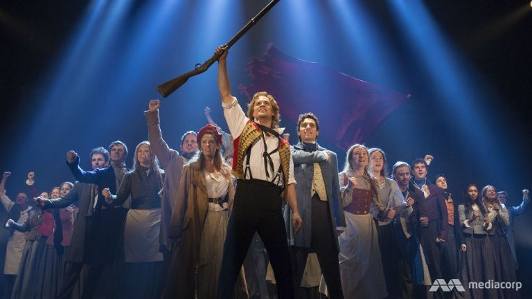 Les Misérables Musical photo credit to MediaCorp VizPro International