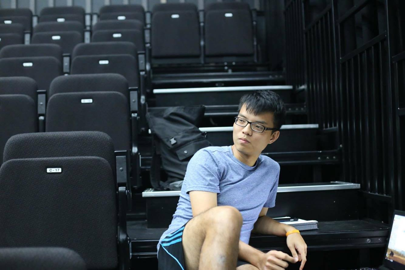 A Dose Of Inspiration: Couch Theater's Managing Director Yee Jia Rong '18